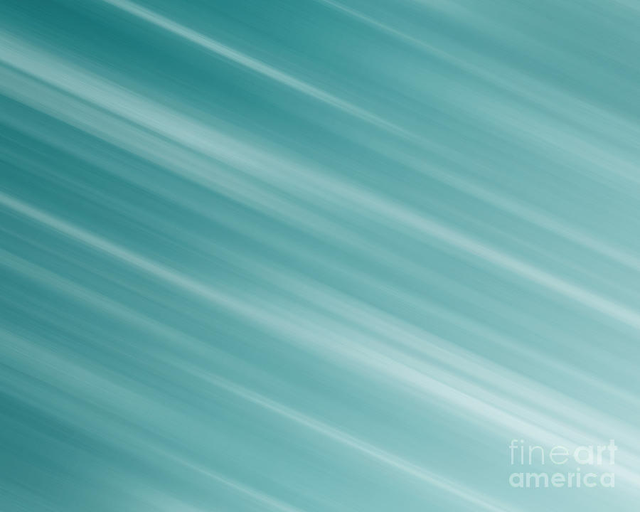 Blue Photograph - Blue Background by Blink Images