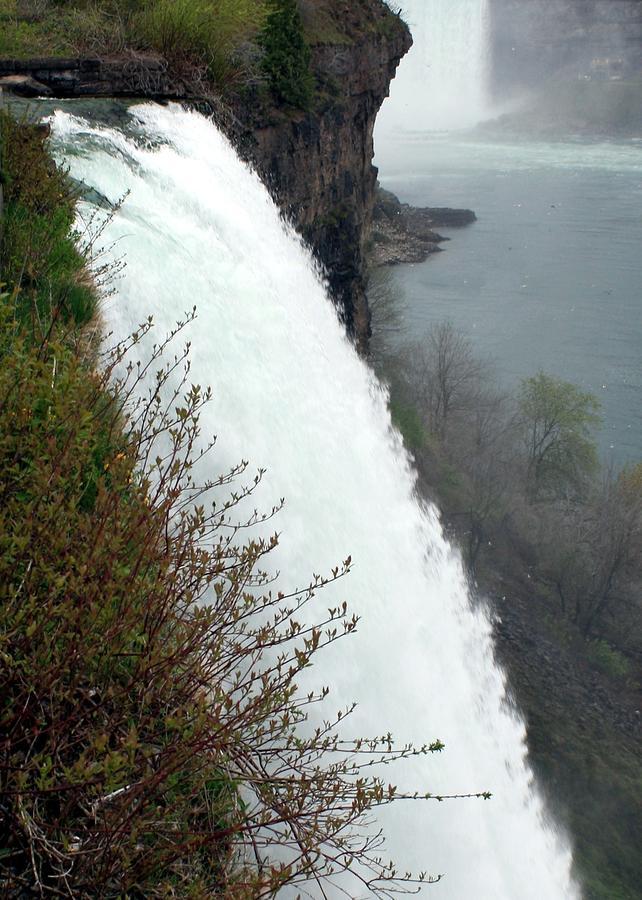 Waterfalls Photograph - Bridal Veil Falls by David Gilman