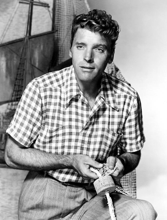 burt lancaster interview