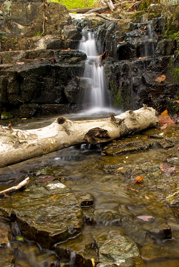 Buttermilk Photograph - Buttermilk Falls by Mike Horvath