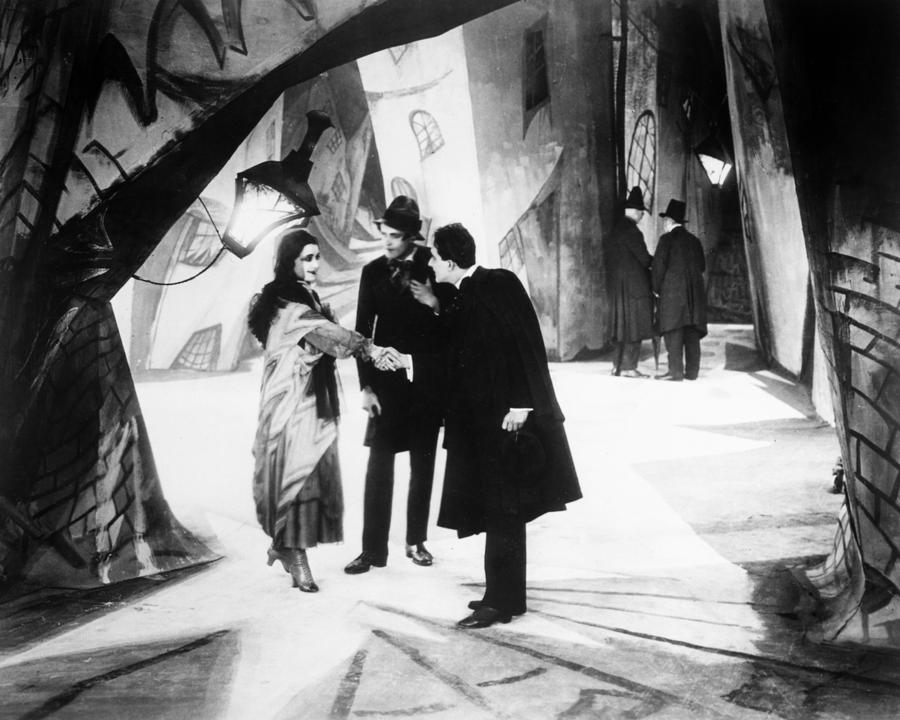 Cabinet Of Dr. Caligari Photograph by Granger