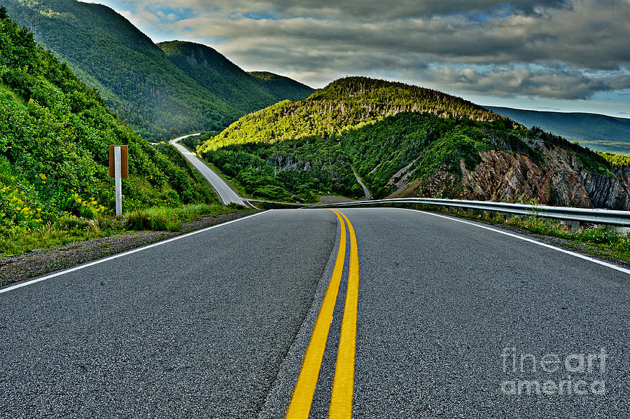Cabot Trail Photograph
