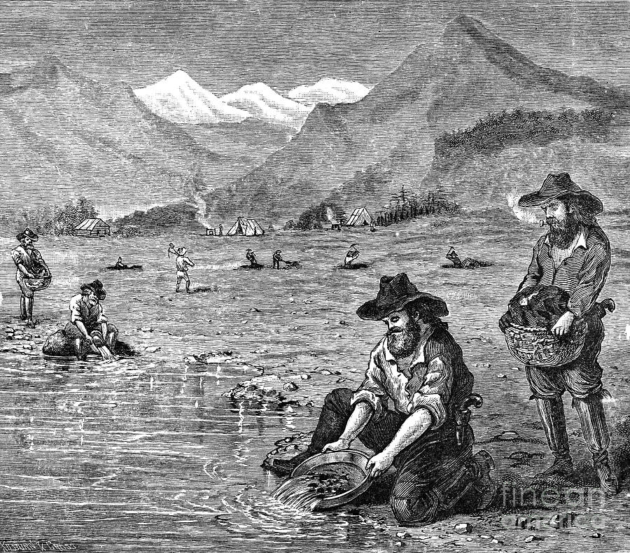 an overview of the infamous gold rush of 1849 The discovery of gold nuggets in the sacramento valley in early 1848 sparked  the california gold rush, arguably one of the most significant events to shape.