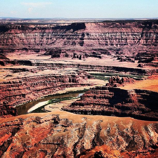 Beautiful Photograph - Canyonlands by Luisa Azzolini