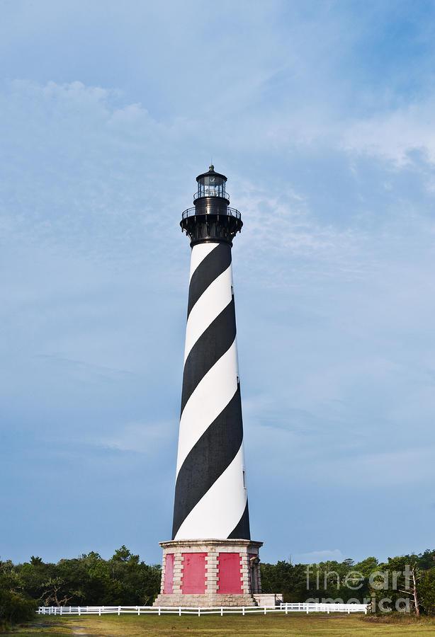 Cape Hatteras Lighthouse Photograph - Cape Hatteras Lighthouse by John Greim