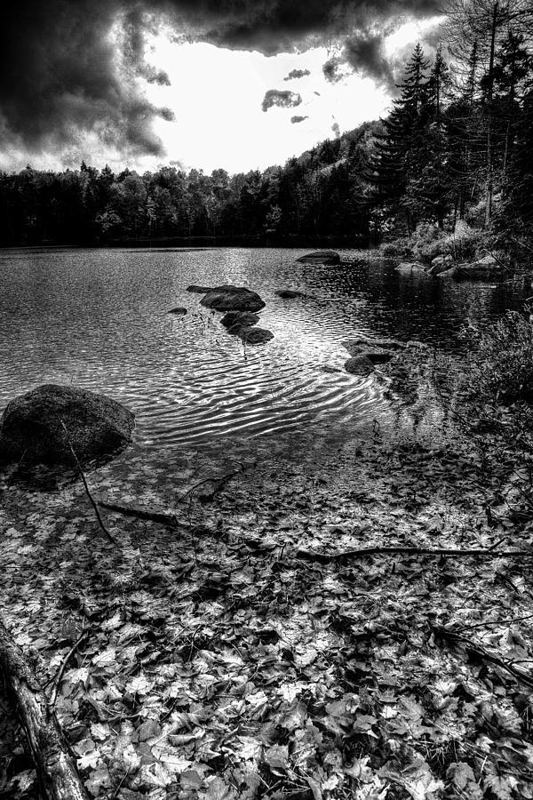 Adirondack Photograph - Cary Lake After The Storm by David Patterson