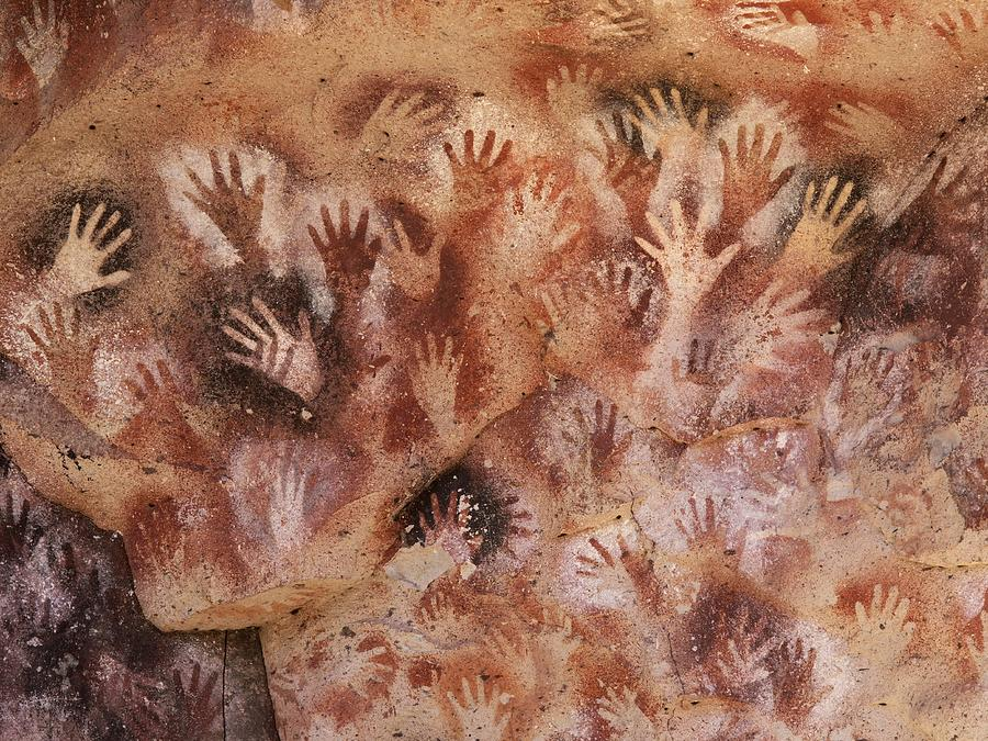 Man Cave Art Prints : Cave of the hands argentina photograph by javier truebamsf