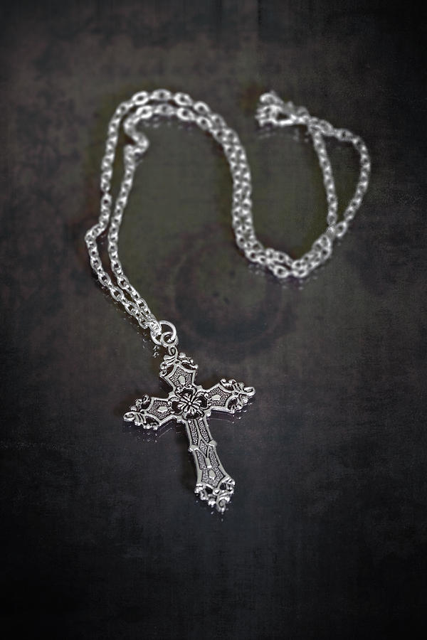 Necklace Photograph - Celtic Cross by Joana Kruse
