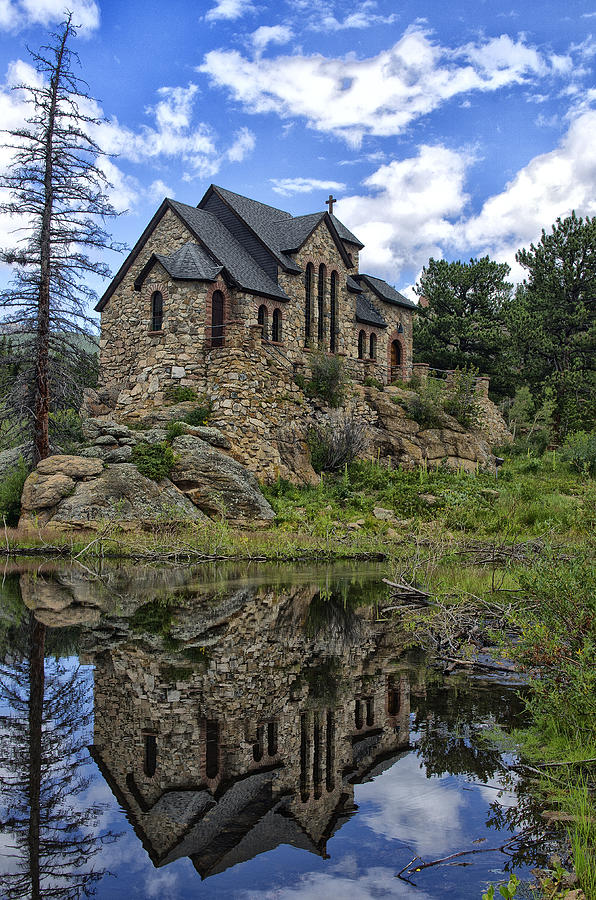 Photograph - Chapel On The Rock by Michael Krahl