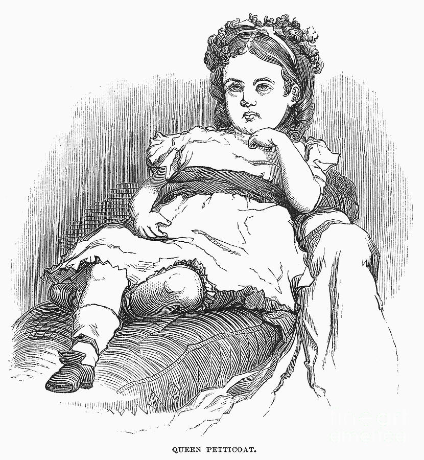 1876 Photograph - Children: Types by Granger