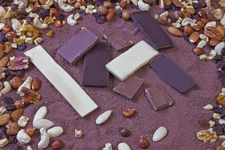 Chocolate Photograph - Chocolate by Joana Kruse