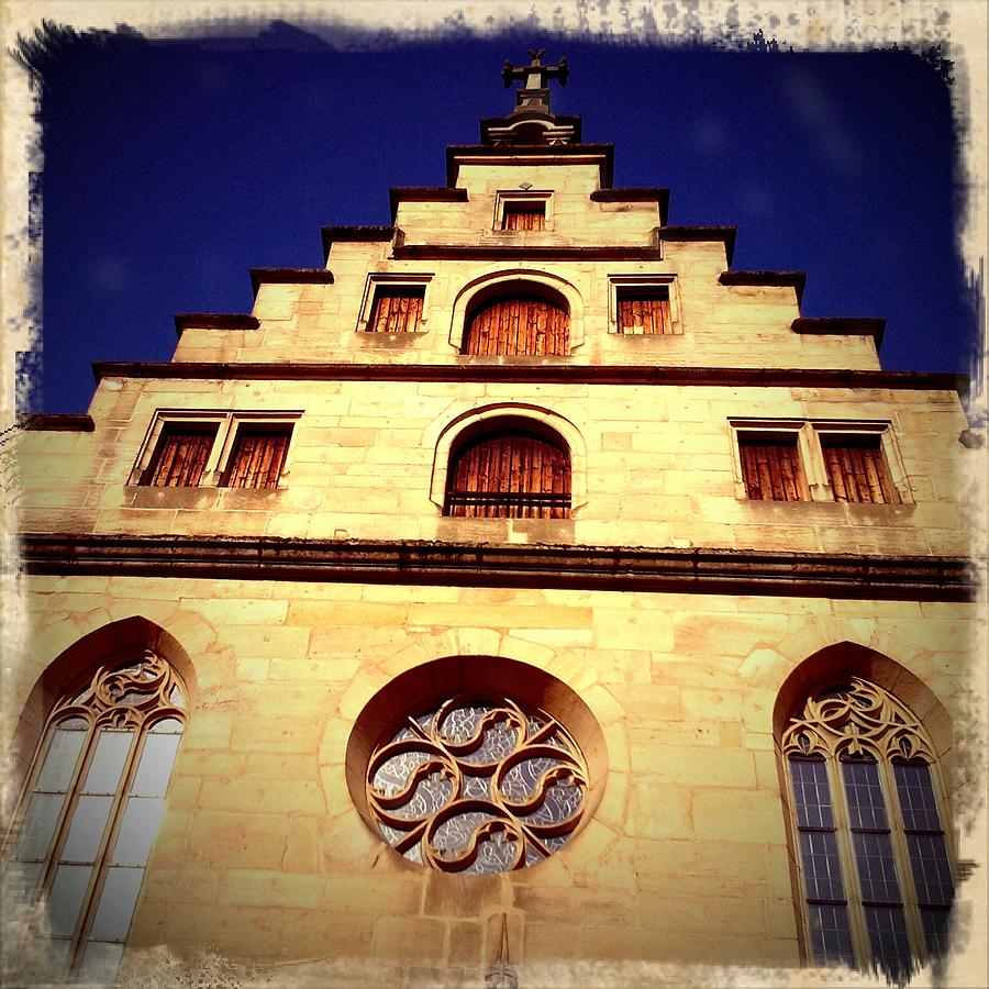 Church Photograph - Church by Matthias Hauser