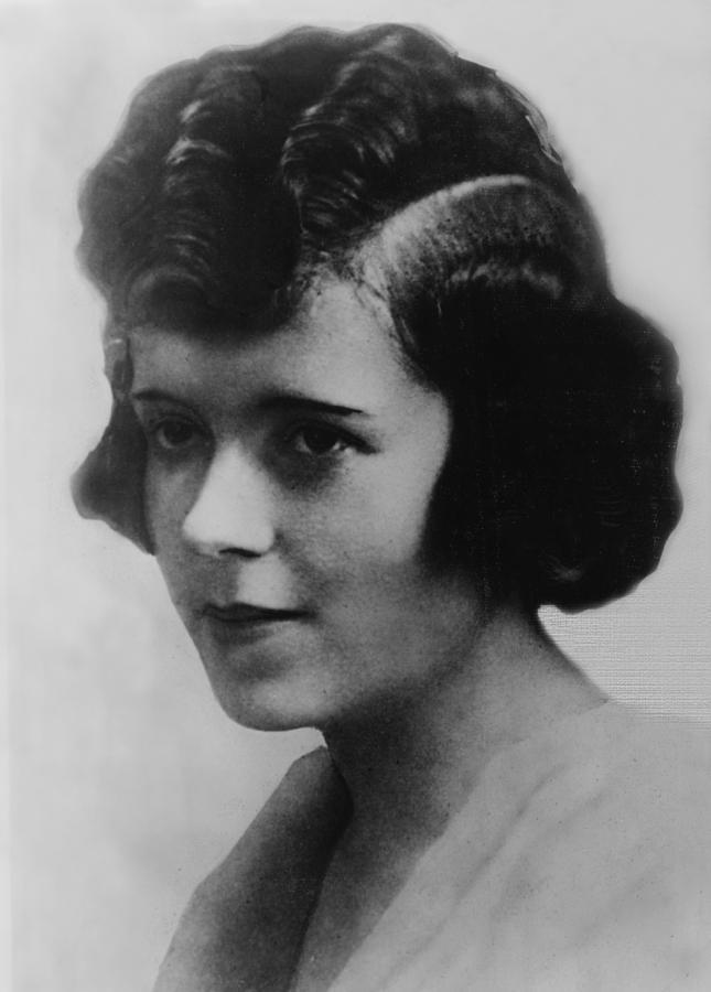 History Photograph - Clara Smith Hamon, Secretary And Lover by Everett