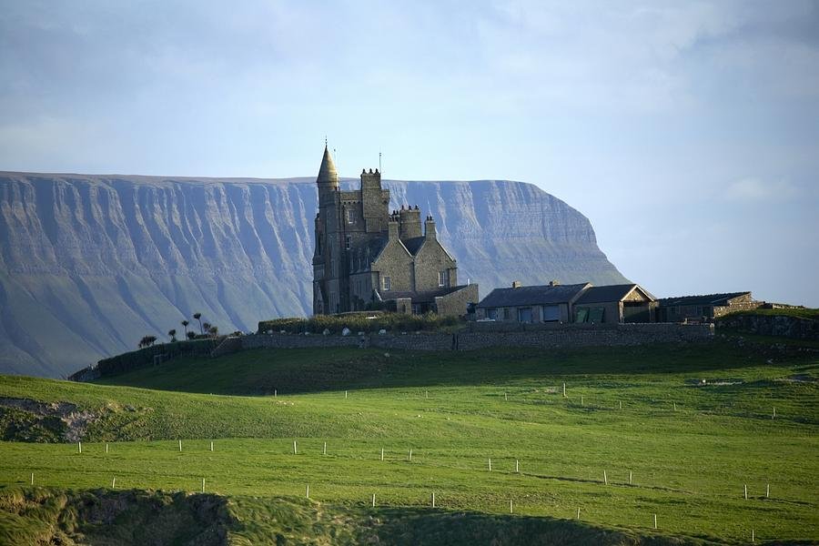 Classiebawn Castle Mullaghmore Co Photograph By Gareth Mccormack