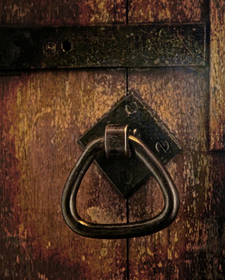 Door Photograph - Close The Door by Odd Jeppesen