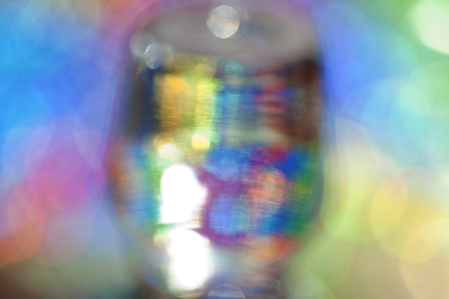 Color Photograph - Color Study 2 by Al Hurley