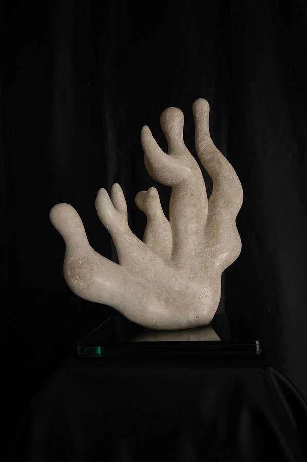 Coral Sculpture - Corallo - Coral by Francesca Bianconi