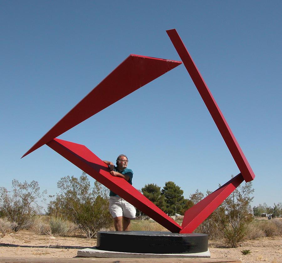 Sculpture Sculpture - Counterpoint by John Neumann