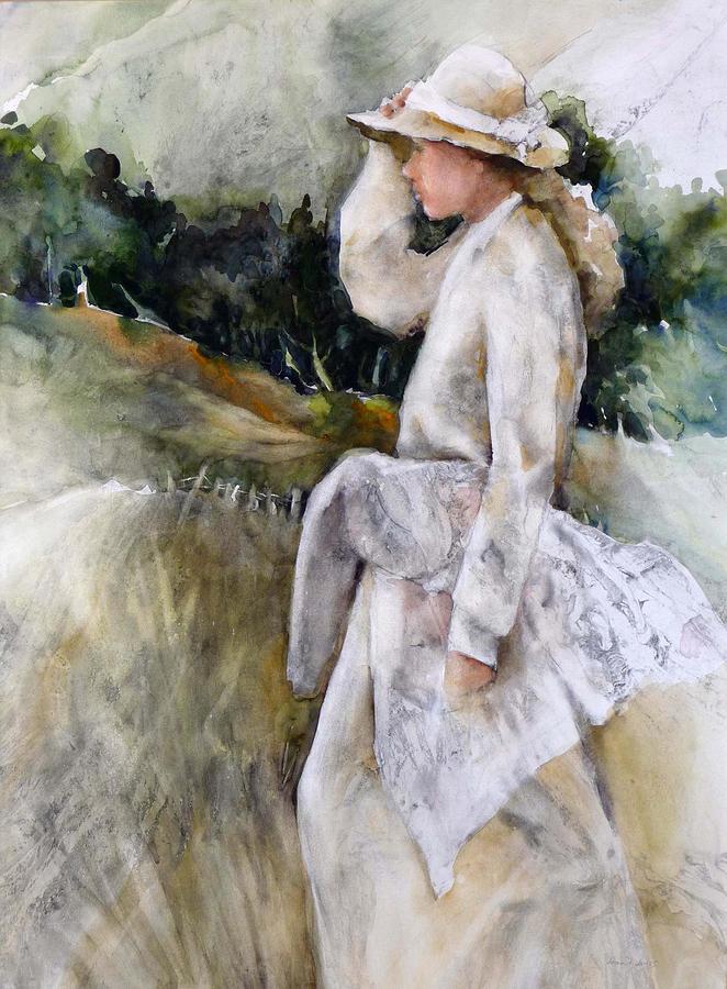Country Girl by Joan  Jones