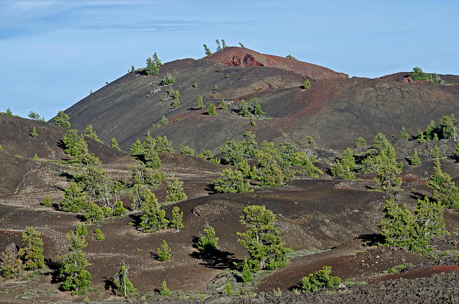 Arco Photograph - Craters Of The Moon by Elijah Weber