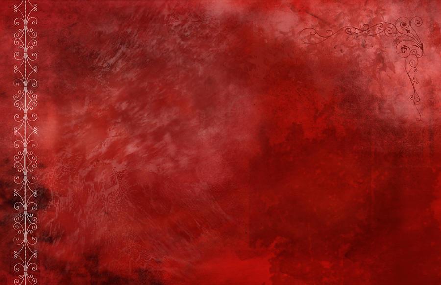 Crimson Painting - Crimson China by Christopher Gaston