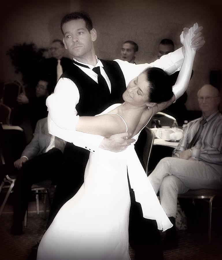 Dance Photograph - Dance With Me by Lori Seaman