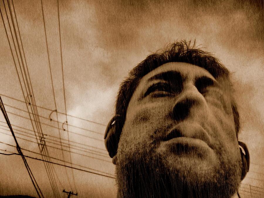 Face Photograph - Delirium by Beto Machado