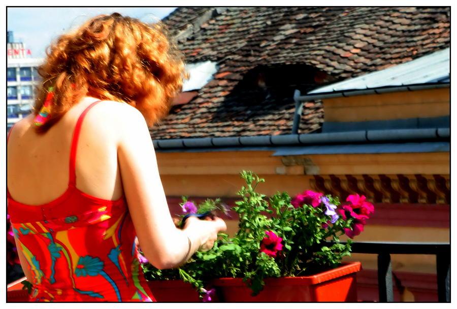 Flower Photograph - Dites Le Avec Des Fleurs by Louis Guermond