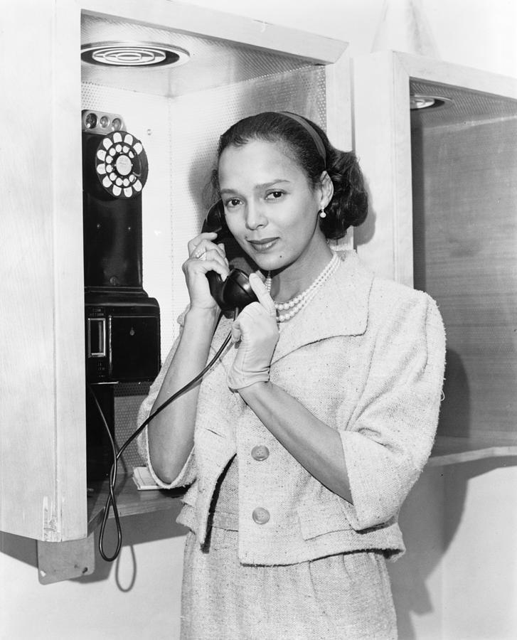 History Photograph - Dorothy Dandridge 1922-1965 by Everett