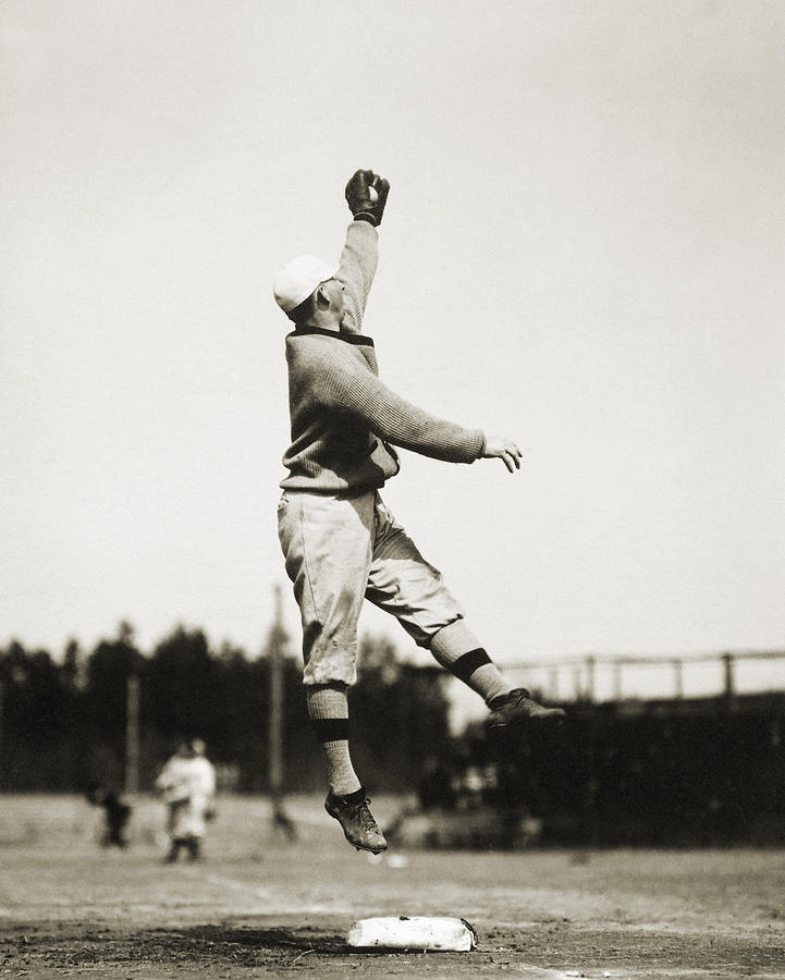 1910 Photograph - Eddie Grant (1883-1918) by Granger