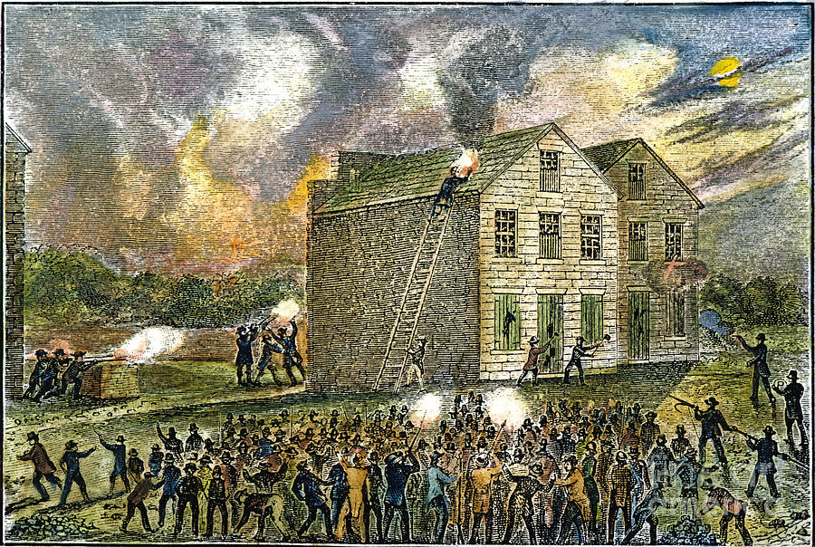 1837 Photograph - Elijah Parish Lovejoy by Granger