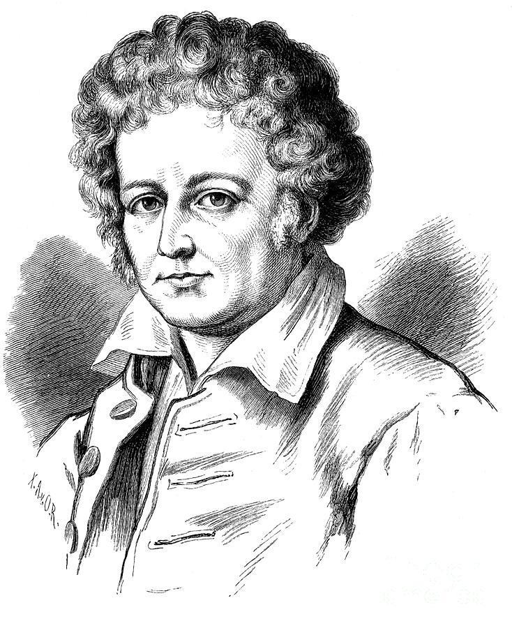 19th Century Photograph - Esaias Tegner (1782-1846) by Granger