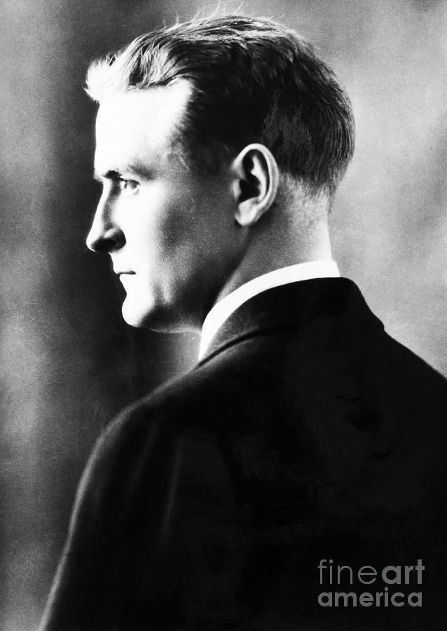 F Scott Fitzgerald Photograph By Granger