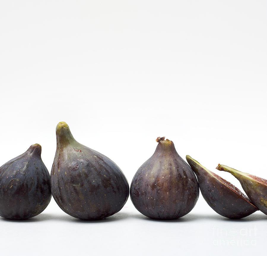 Composition Photograph - Figs by Bernard Jaubert
