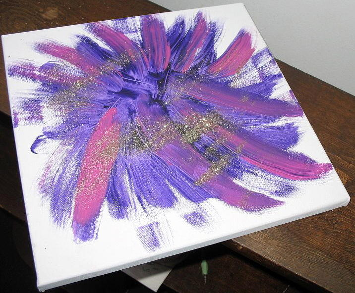 Fireworks Mixed Media - Fireworks by Diana  Lesher