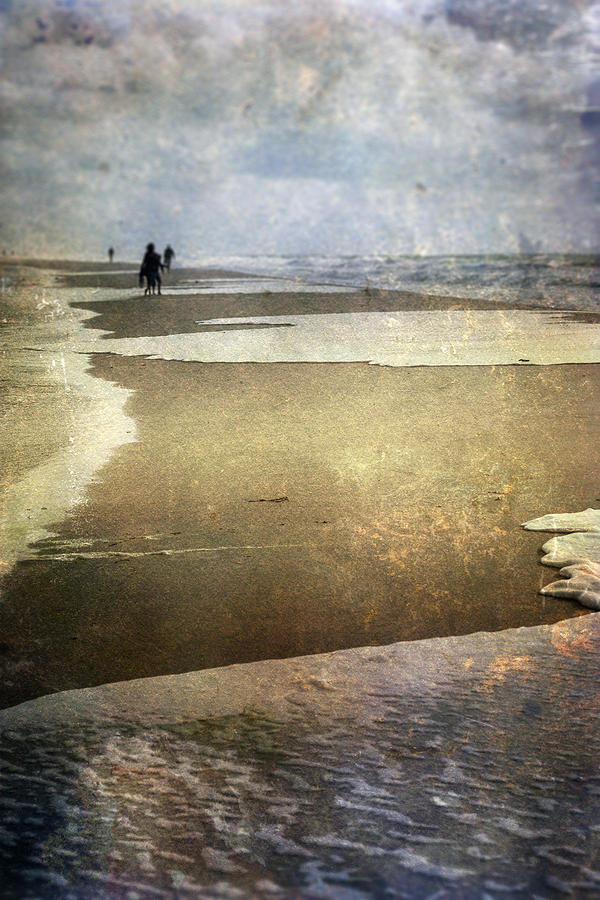 Beach Photograph - Flood by Joana Kruse