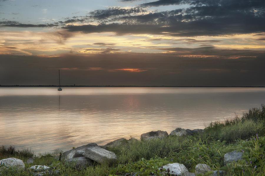 Sunset Photograph - Florida Sunset by Cheryl Davis