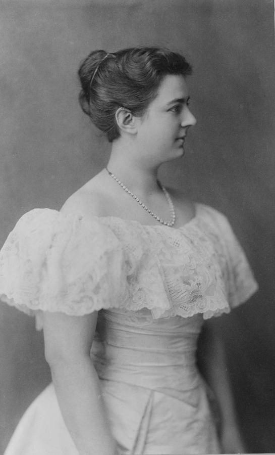 Frances Folsom Cleveland 1864 1947
