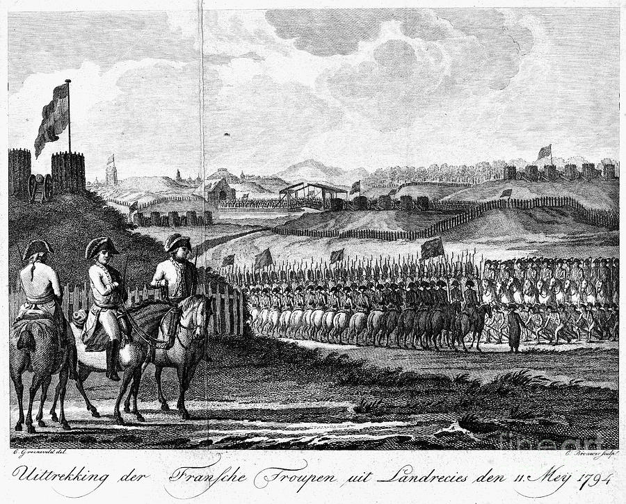 1794 Photograph - French Revolution, 1794 by Granger
