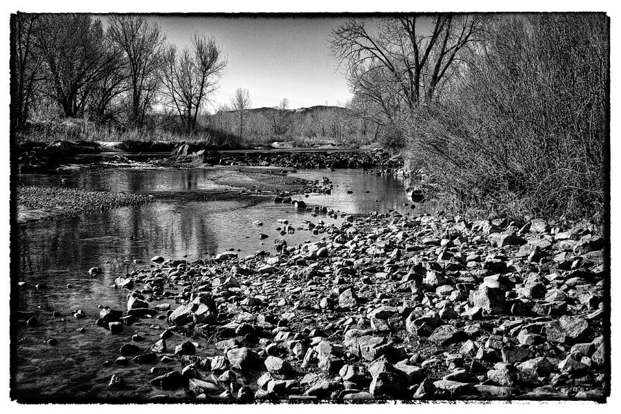 Denver Photograph - From Under The Bridge by David Patterson