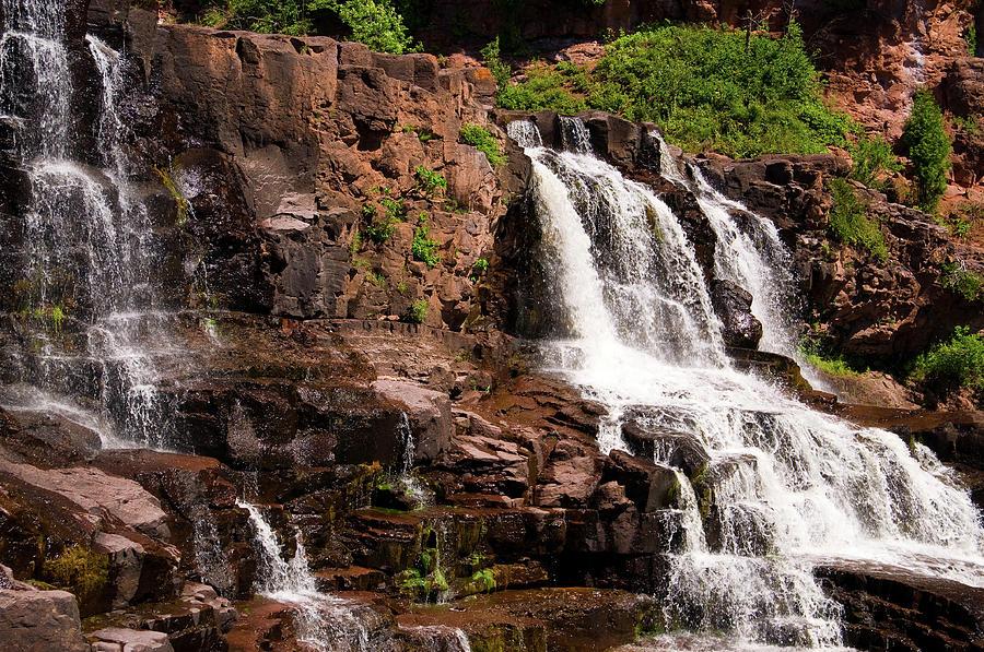 Gooseberry Falls Photograph