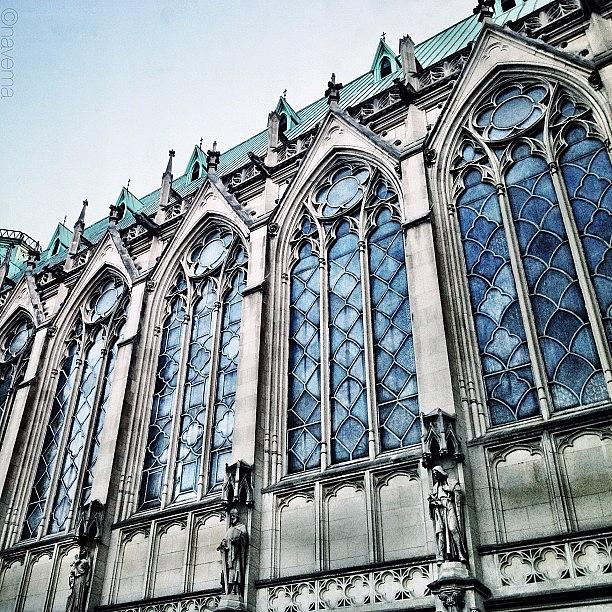 Gothic Photograph - Gothic Revival In Fort Greene by Natasha Marco