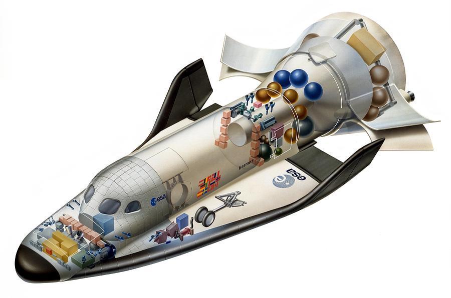 hermes space shuttle - photo #13