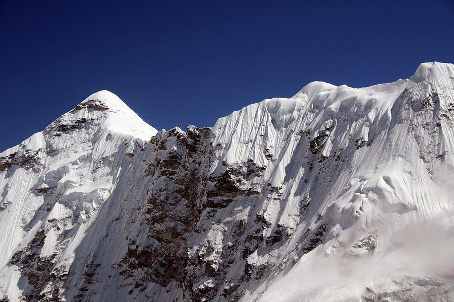 Horizontal Photograph - Himalayan Landscape by Pal Teravagimov Photography