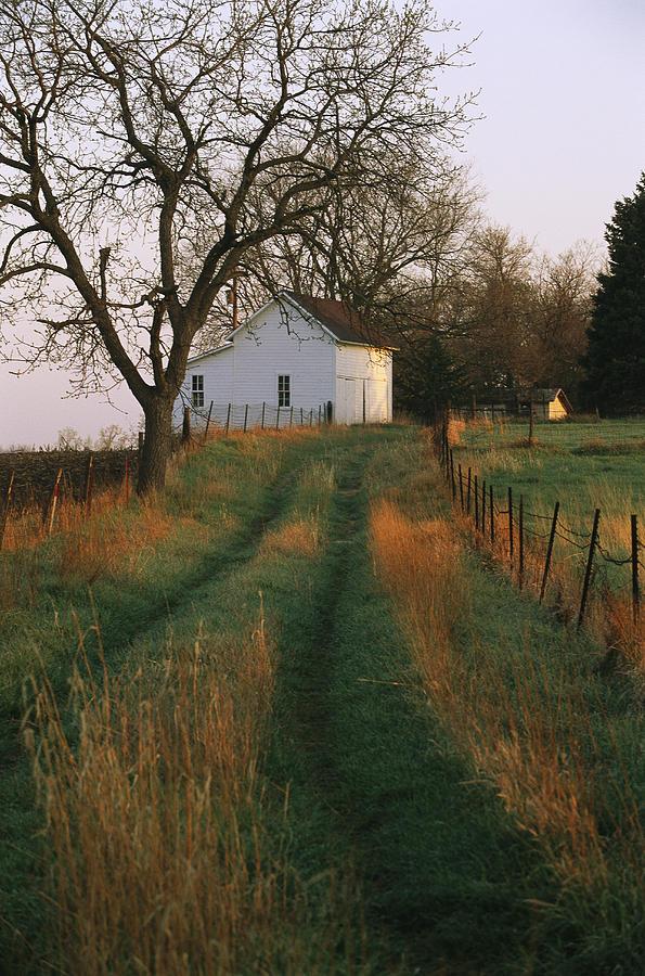 North America Photograph - Historic Stevens Creek Farm by Joel Sartore
