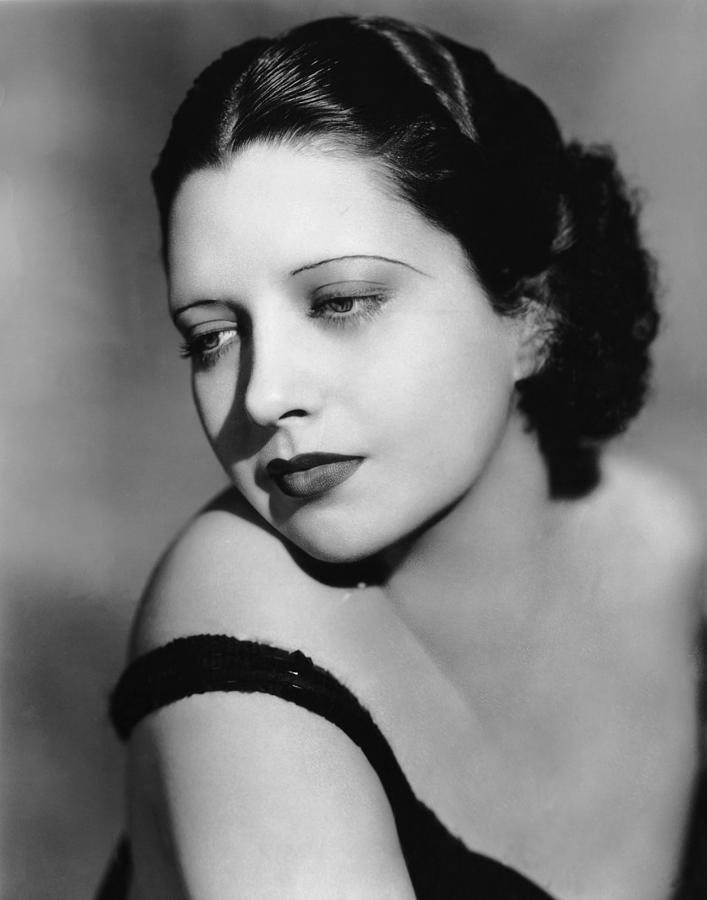 1930s Hairstyles Photograph - I Found Stella Parish, Kay Francis, 1935 by Everett
