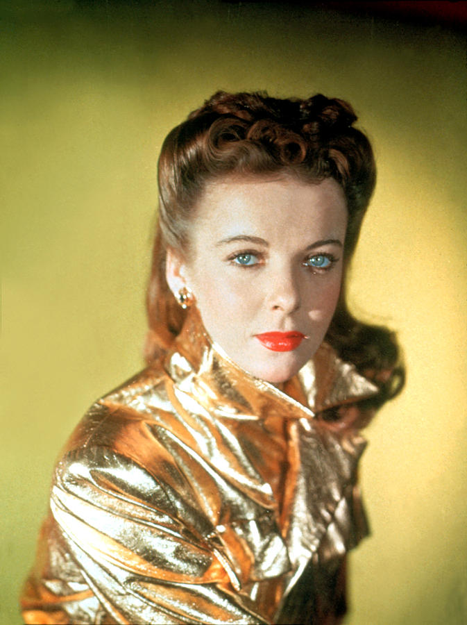 1940s Photograph - Ida Lupino by Everett