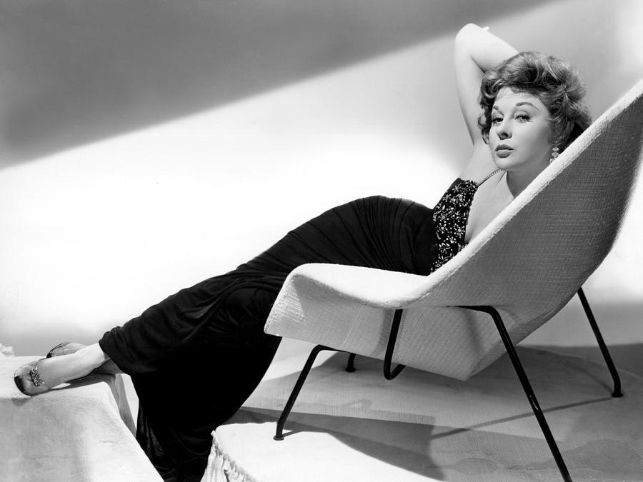 1955 Movies Photograph - Ill Cry Tomorrow, Susan Hayward, 1955 by Everett
