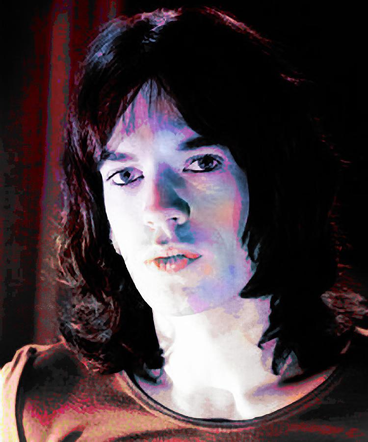 Mick Jagger Photograph - Jagger by Stephen Walker
