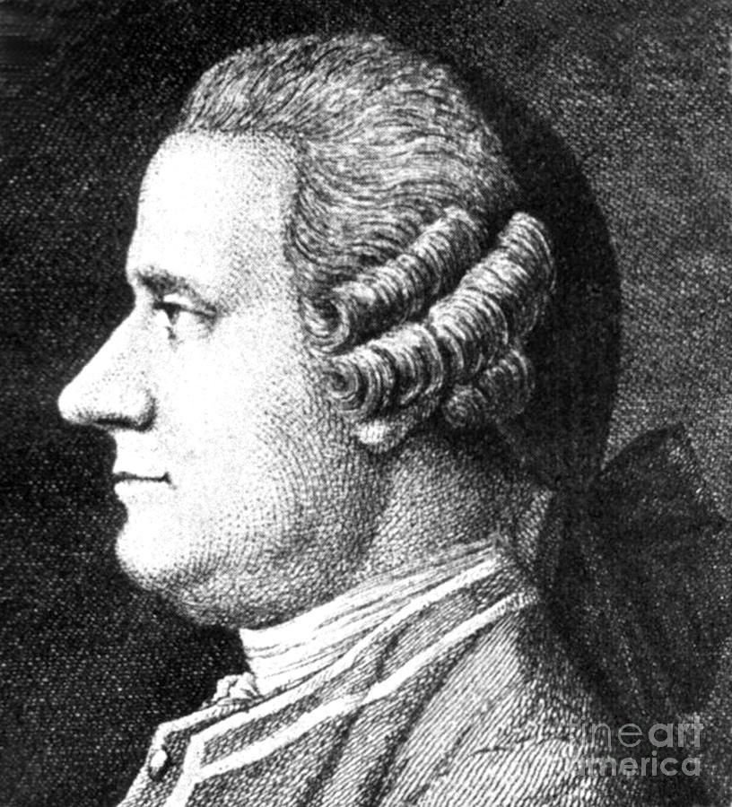 Jan Ingenhousz Dutch Physiologist Photograph By Science